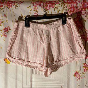 Victoria's Secret Sleep shorts